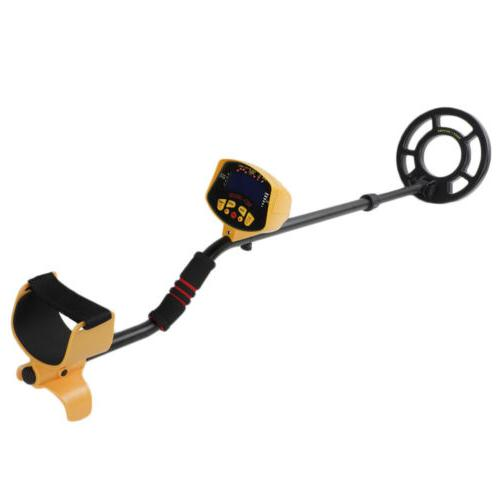 Deep Waterproof Metal Detector MD3010II Gold