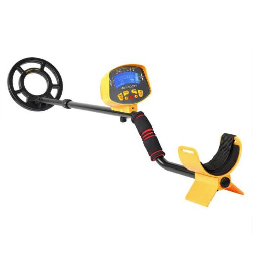 MD-3010II Metal Detector Digger Hunter Deep Search Waterproof