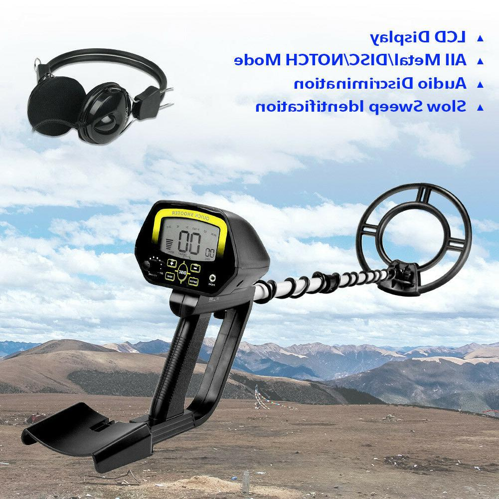 MD-4060 Metal Detector Coil Hunter