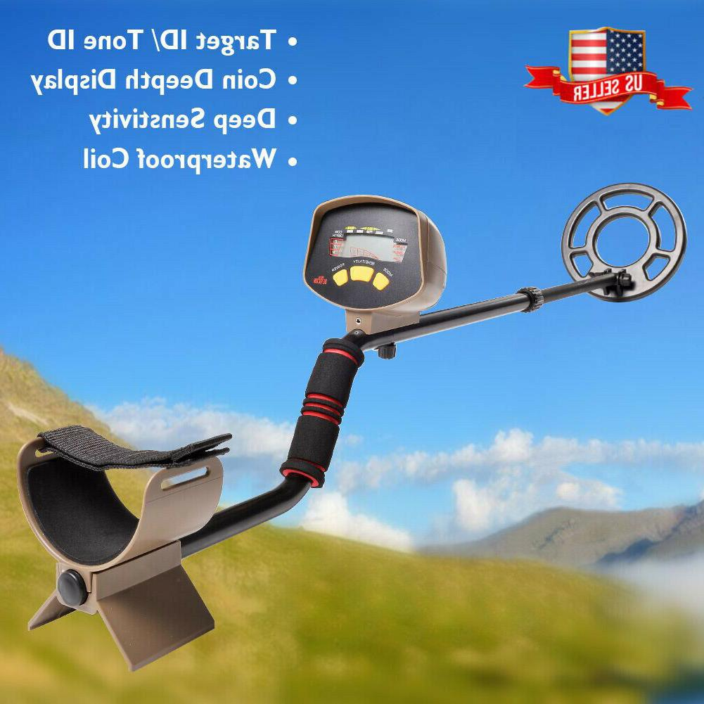 md 4060 deep sensitive ground metal detector