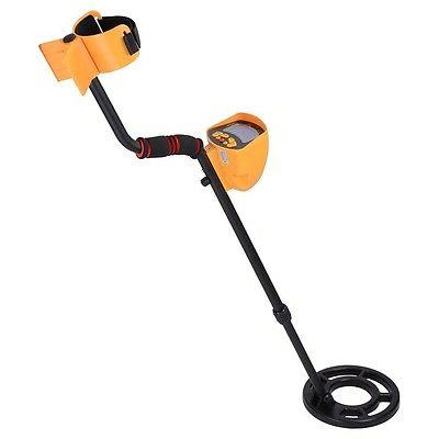 MD3010II Detector Coil Jewelry Search Digger W/ LCD Display
