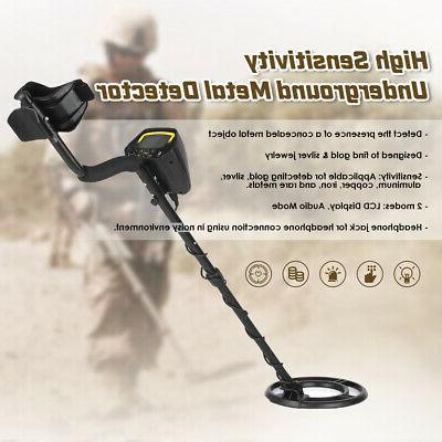 KKmoon MD3030 Metal Detector Waterproof Coil Treasure Hunter
