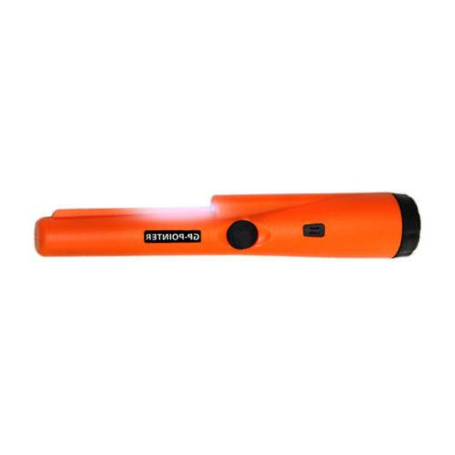 Metal Detector Automatic Pinpointer Waterproof Pointer Holster