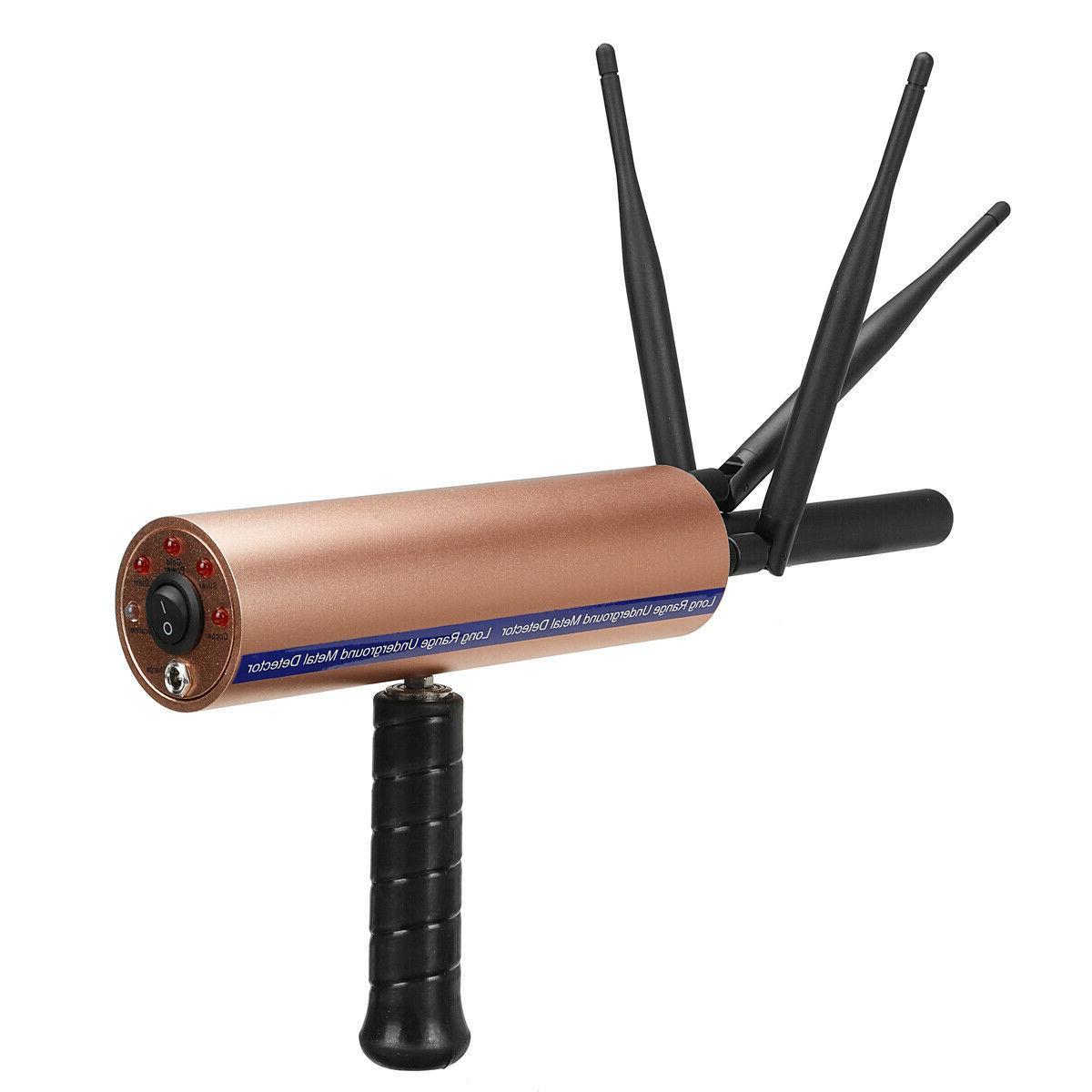 Metal Detector 3D 1200m Long