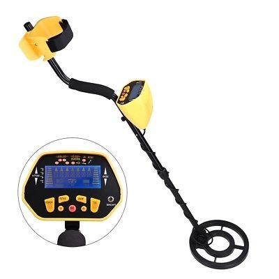 metal detector gold digger finder deep sensitive