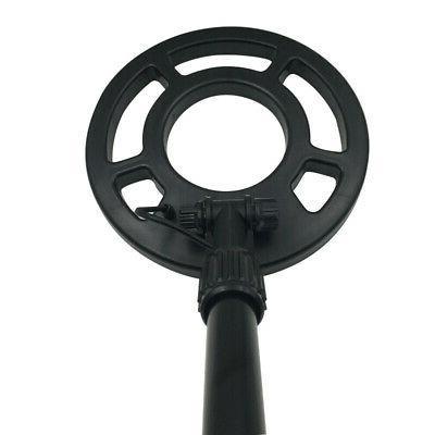 Metal Hunter Coil Light Headphone