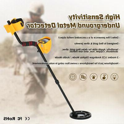 MD9020C Professional Underground Metal Detector Gold Digger
