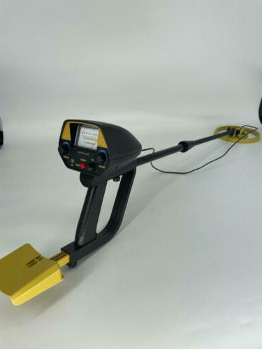 INTEY Metal Detector, High-Accuracy Metal Finder, Sound,