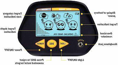 Metal Detector High 2 Detector 77cm 109cm