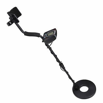 LCD Metal Detector LED Light Sensitive Search Treasure Hunte