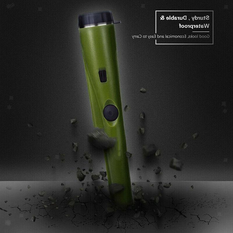 Metal Detector Pinpointer Probe Portable Tool
