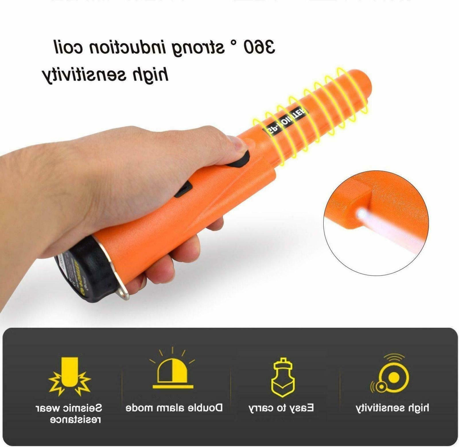 Metal Detector Portable Pointer Tool NV