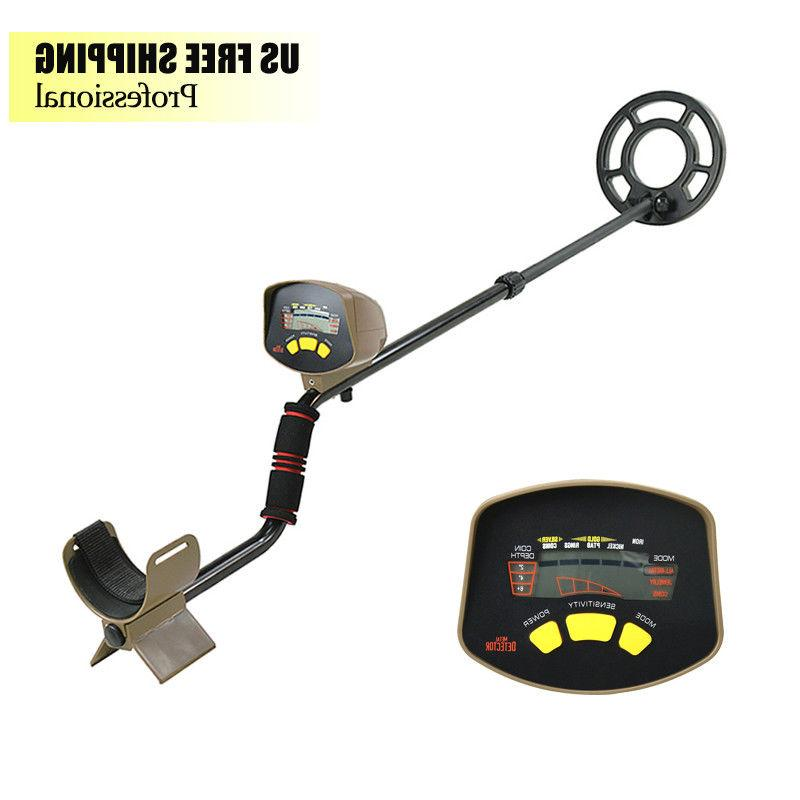 metal detector professional gold digger deep sensitive