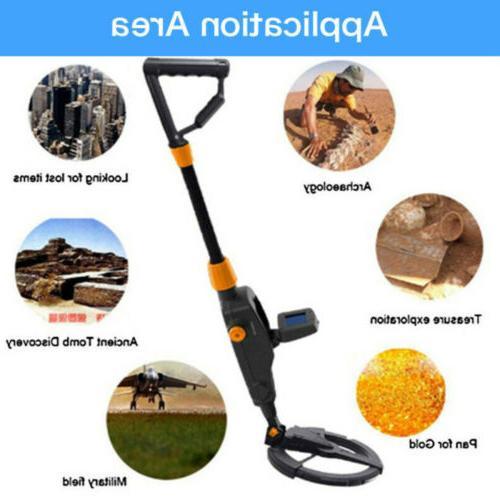 Metal Detector Sensitive Hunter Handheld
