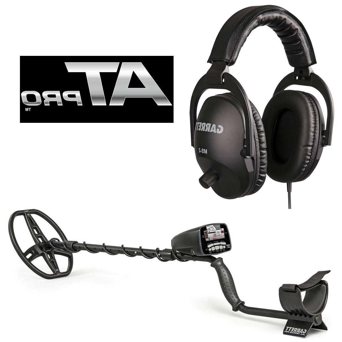 Garrett AT Detector Headphones, Ver. BAG