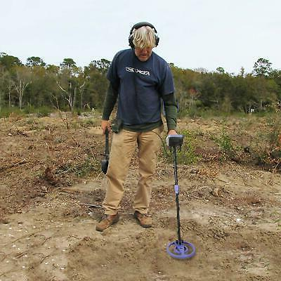 Metal Detector AdjustableHigh Accuracy with LED Light