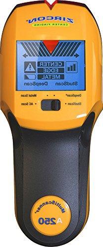 Zircon MultiScanner A250 Electronic Wall Scanner / Center Fi