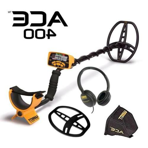 NEW Metal Detector Iron Audio, Digital Target ID