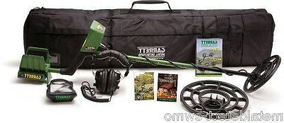 New GTI 2500 Coin Gold Metal Detector Pro Package with Free Bonus