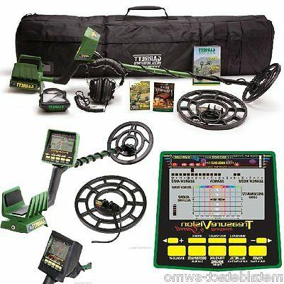 new gti 2500 coin gold metal detector