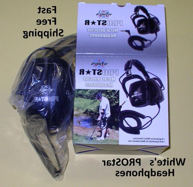 new white s prostar headphones to use