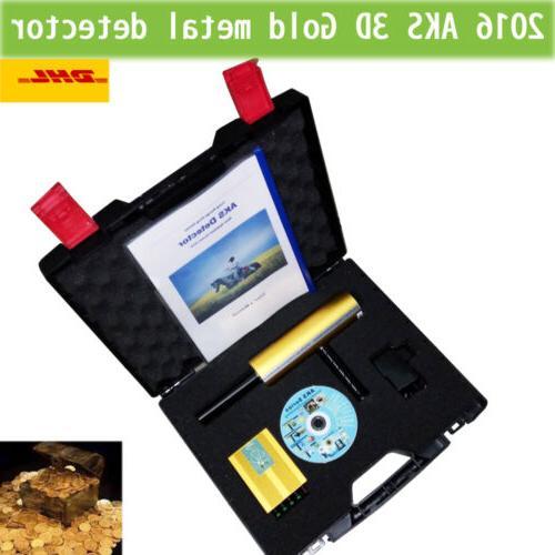 Perfessional AKS gold metal Detector Multi-function 2016V fi