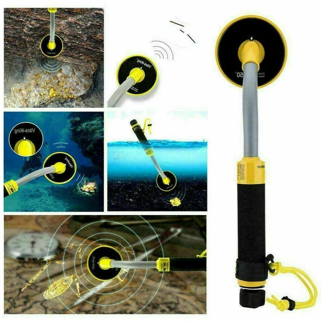 PI-iking 750 Waterproof Underwater Metal Detector Pulse Indu