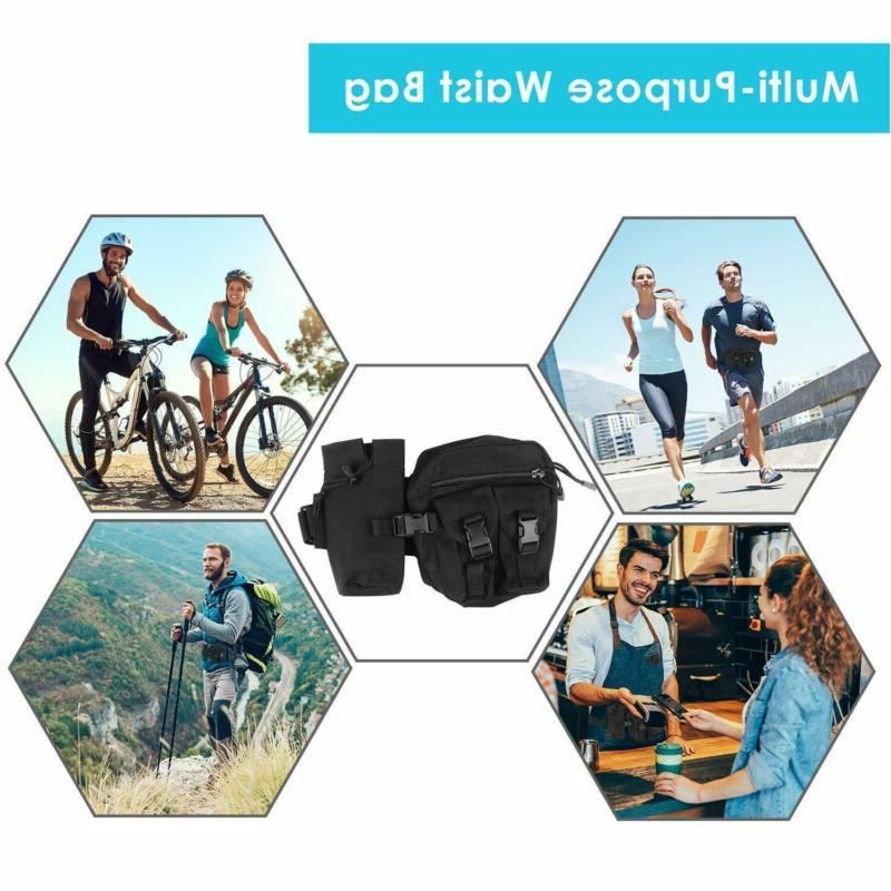 INTEY Metal Detector with a Waist Bag Foldable