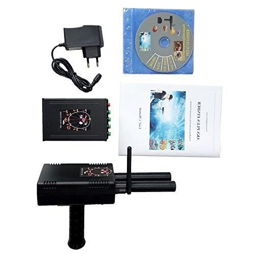 AKS PLUG detector professional scanner loctor metal Search1000M Depth