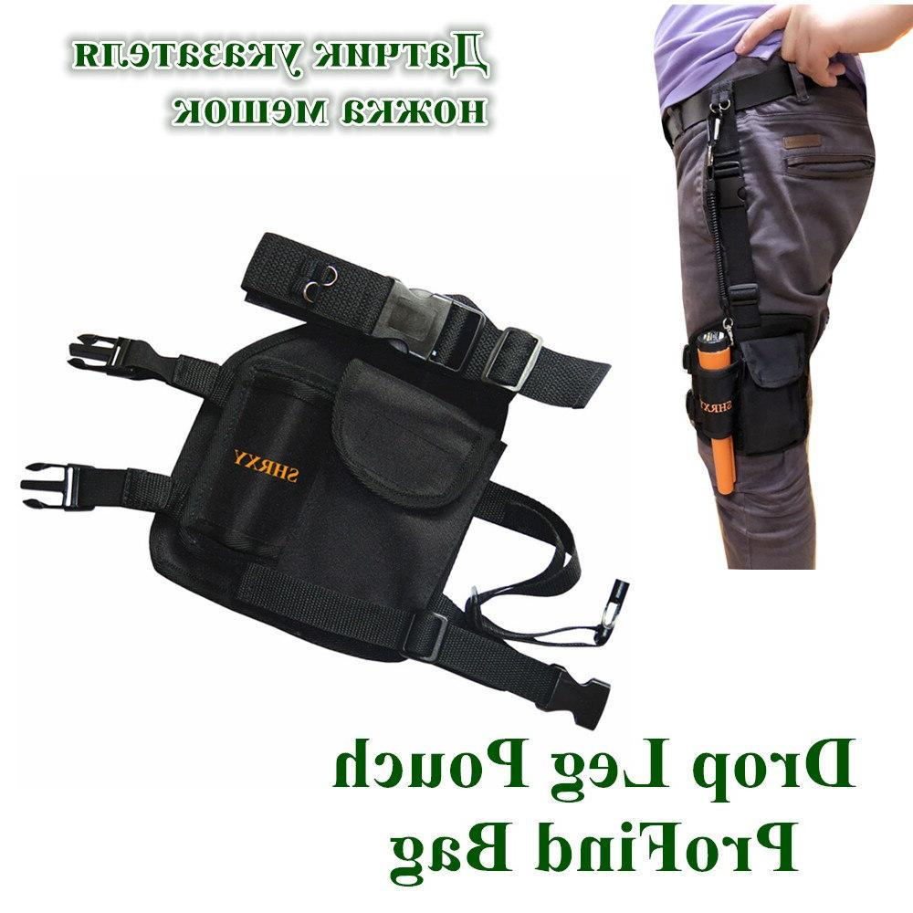 SHRXY <font><b>Metal</b></font> Holster Drop cloth Cover Pointer <font><b>detector</b></font> Fitting cloth Bag