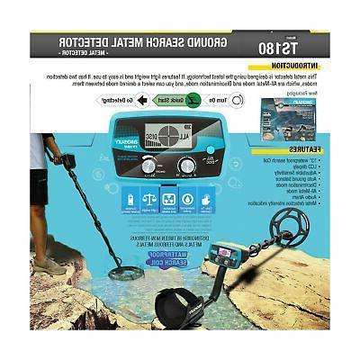 allsun Pro Detector Underground Waterproof