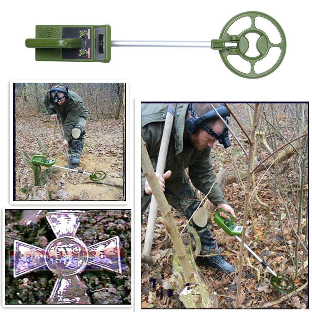 Professional Sensitive Detector Underground Search Gold Rush Hunter