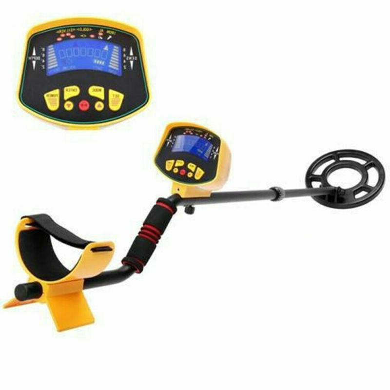 MD-3010II Detector Gold Digger Search Waterproof