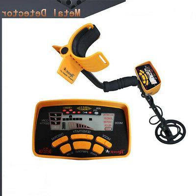 Professional Underground Metal Detector MD6250 High Sensitiv