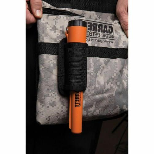 Pinpointer with Holster Battery
