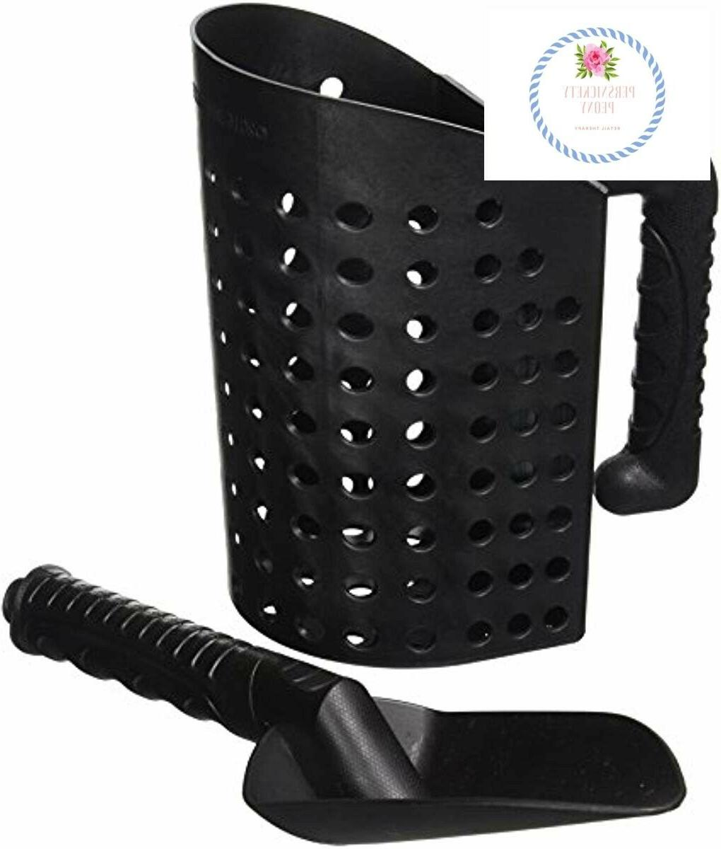 sand scoop and shovel accessories for metal