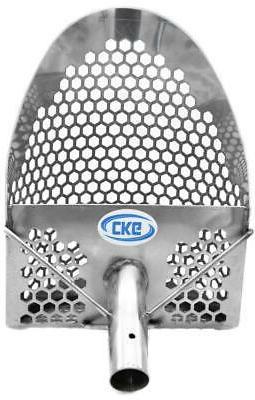 CKG Metal Shovel Sifter Scoops
