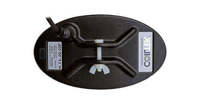 "Coiltek 10"" x 5"" Search Coil for Minelab CTX 3030 Metal Dete"