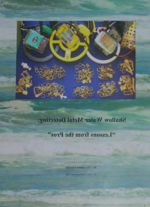 shallow water metal detecting book