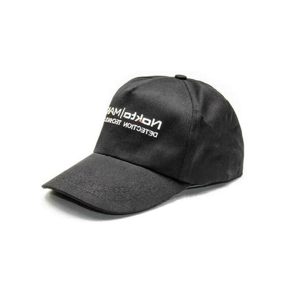 Nokta Waterproof Detector with Wireless Headphones, Hat