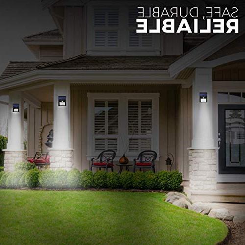 Solar Lights Sensor Light 20 LED Security, Wall, Garden, Waterproof Dusk Dawn