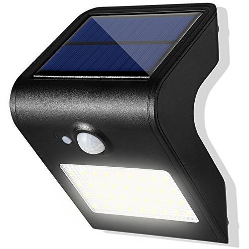solar lights 40 motion sensor