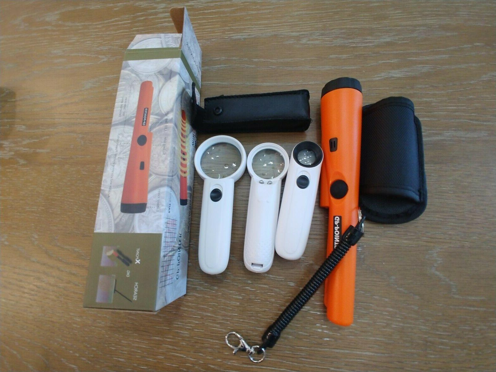 special offer gp metal detector pro pinpointer