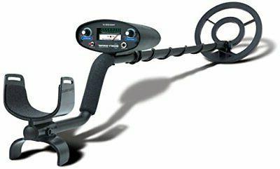 tracker iv metal detector lightweight analog meter