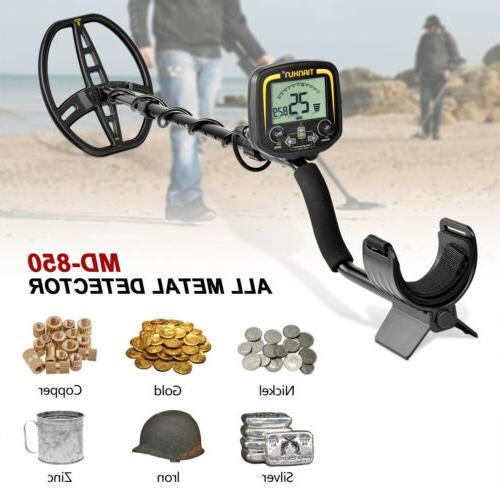 tx 850 professional metal detector 2 5m