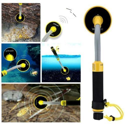 PI-iking-750 Waterproof Metal Detector 30M Underwater Pinpoi