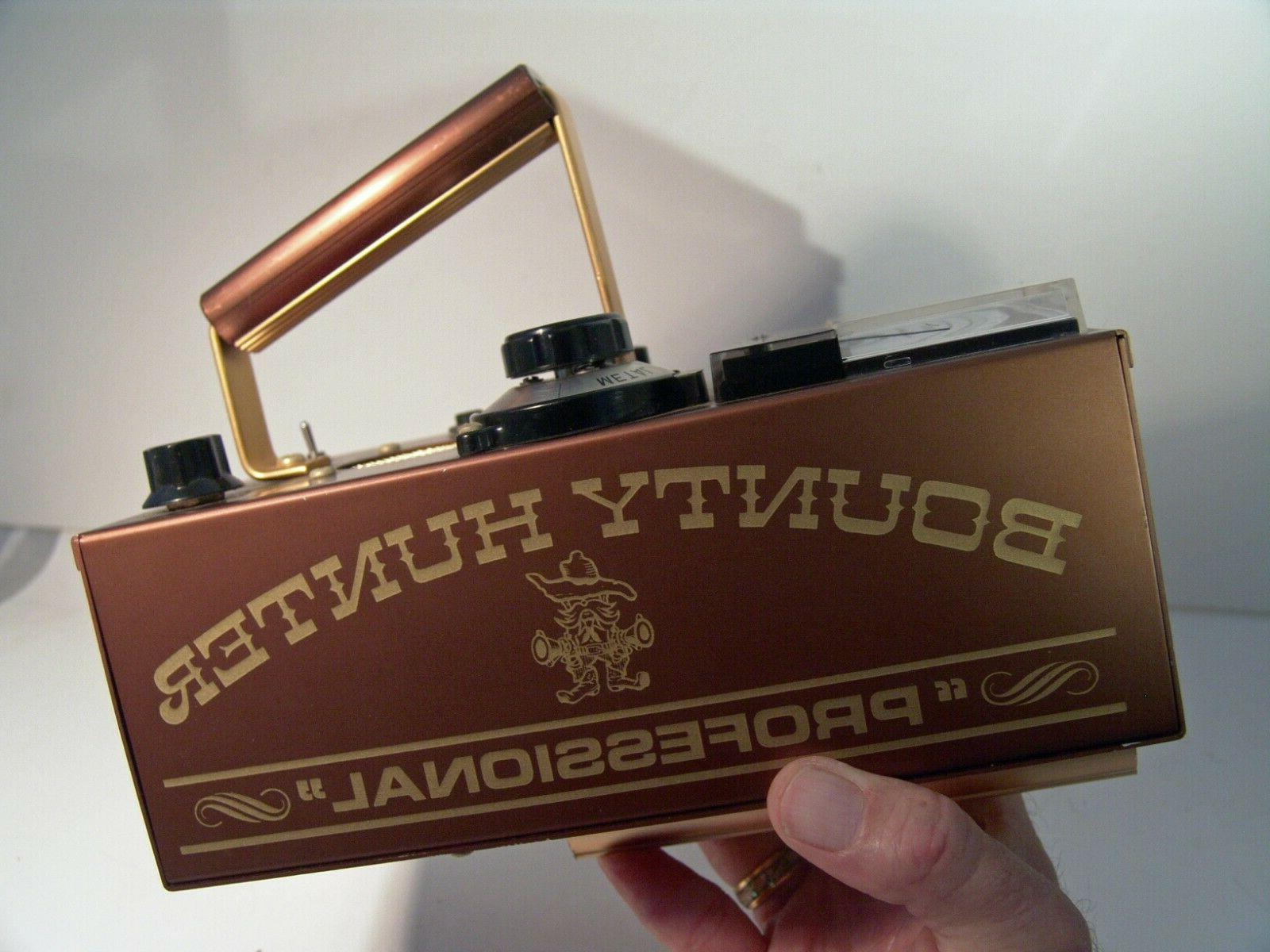 "Vintage Bounty Hunter Metal Detector ""NEW"""