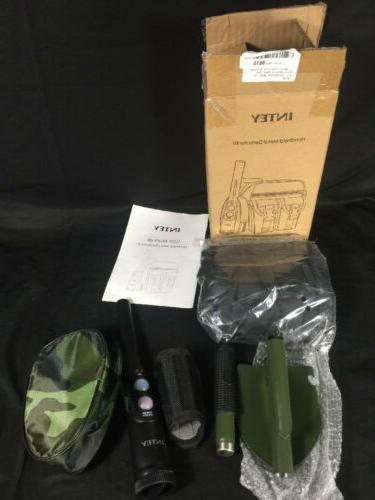waterproof handheld lightweight metal detector kit