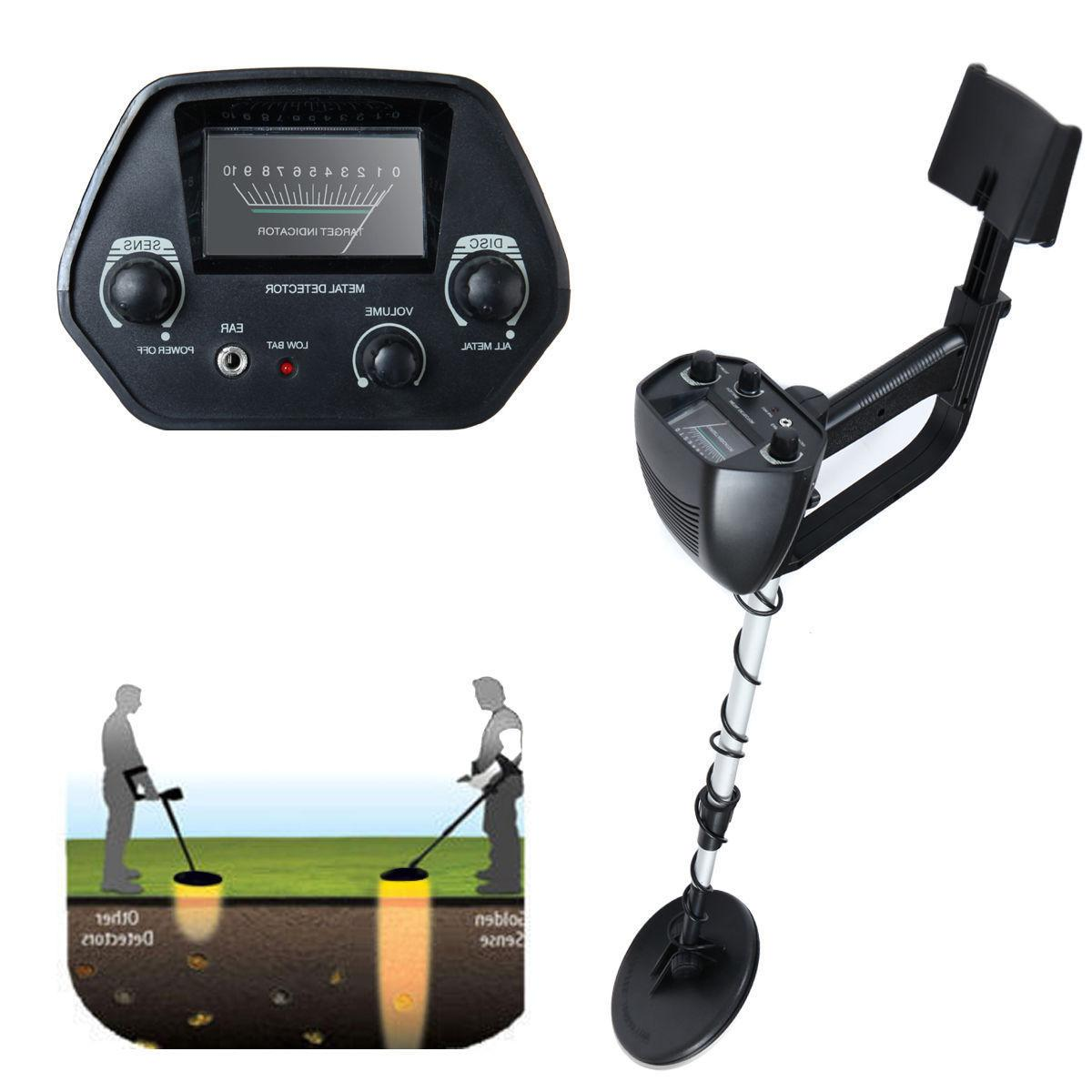 Waterproof Metal Detector Deep Sensitive Search Gold Digger