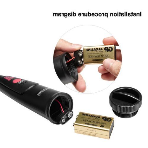 Waterproof Metal Detector Gold Digger Sensitive